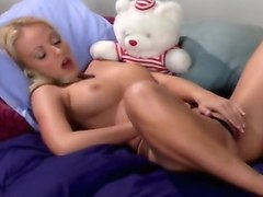 Jana Cova Loves Her Sex Toy Masturbation