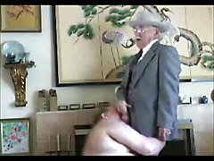 micboc's grandpas video collection - Chubby Sucks Grandpa