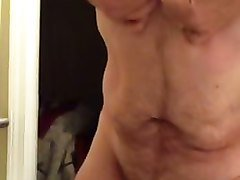 Artemus - Man Tits Large Nipples Play and Jerk Off