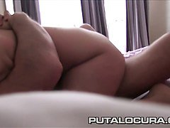 PUTA LOCURA Busty Amateur Teen gets the Torbe Creampie