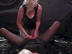 Milked Cock Whore part 1