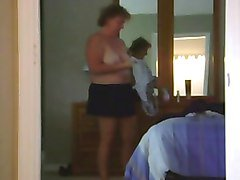 spying my mature wife