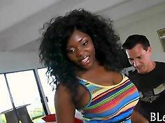lots of orgasms for hot ebony