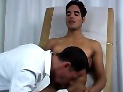 xxx gay movie the doctor had on his pair of rubber gloves as dr. james