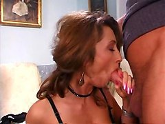 mature bitch gangbanged with double anal