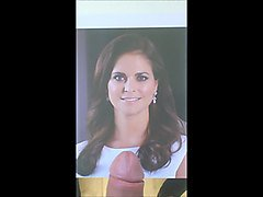 tribute to swedish princess madeleine