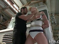 teaching a wanton slut