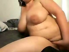 very hot beautiful chubby mature milf big tits blonde webcam show