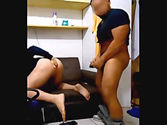 Shemale cum on webcam ohmibod 2