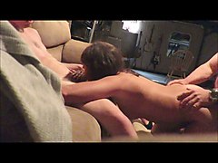 mature wife in threesome