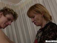 blonde milf pierces boobs and big boobs