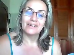 sexxymilf45 amateur record on 07/12/15 15:14 from Chaturbate