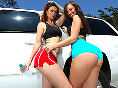 Karlie Montana & Aidra Fox in So Delightful - WeLiveTogether