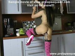 Prolapse Pump In The Kitchen Movie