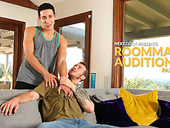 Mark Long & Orlando Fox in Roommate Auditions Part 2 XXX Video - NextdoorWorld