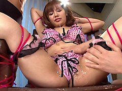 uncensored and subtitled bound japanese seara hoshino in hd