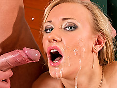 Franky Vixen in Cum On My Face #07, Scene #12