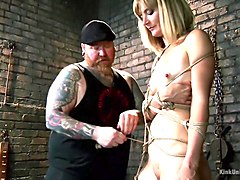 Asymmetric Bondage with Boss Bondage