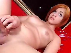 Hottest Amateur Shemale clip with Solo, Cumshot scenes