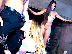 Misha Cross & Nick Moreno in Infernal: Episode 3 - DigitalPlayground