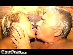 omapass older couple amateur video